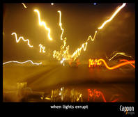 when lights errupt .. by capoon52