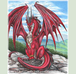 King of the Mountain -Red Dragon 2007-2017
