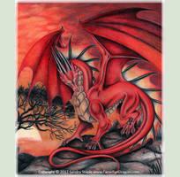 Hunter at Sunset: Red Dragon 2017 Sandra Staple