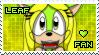 Leaf the Hedgehog Stamp by Karmarsi-Kedamoki