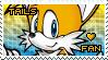 Tails the Fox Stamp by Karmarsi-Kedamoki