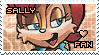 Sally Acorn Stamp by Karmarsi-Kedamoki