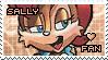 Sally Acorn Stamp by Karmarsi-Kedamoki