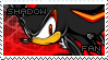 Shadow the Hedgehog Stamp by Karmarsi-Kedamoki