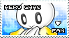 Hero Chao Fan Stamp by Karmarsi-Kedamoki