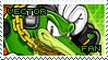 Vector Fan Stamp by Karmarsi-Kedamoki