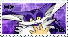 Big Fan Stamp by Karmarsi-Kedamoki