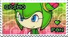 Cosmo Fan Stamp by Karmarsi-Kedamoki