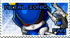 Metal Sonic Fan Stamp by Karmarsi-Kedamoki