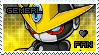 Gemerl Fan Stamp by Karmarsi-Kedamoki