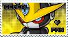 Gemerl Fan Stamp by Karmarsi-Kedamoki