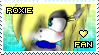 .: P.C. :. Roxie the Fox Stamp by Karmarsi-Kedamoki