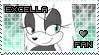 .: P.C :. Excella Stamp by Karmarsi-Kedamoki