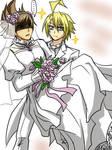 Reverse Wedding - Lars X Leo
