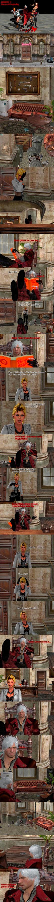 DMC Dante's daughter 1-1 by LarsJunFan