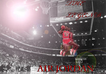 Michael 'AIR' Jordan by jam1024
