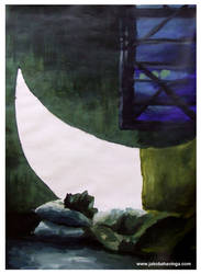 Maanlicht by JakobaHavinga