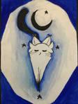 Lynx doodle