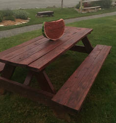 Return of the watermelon table