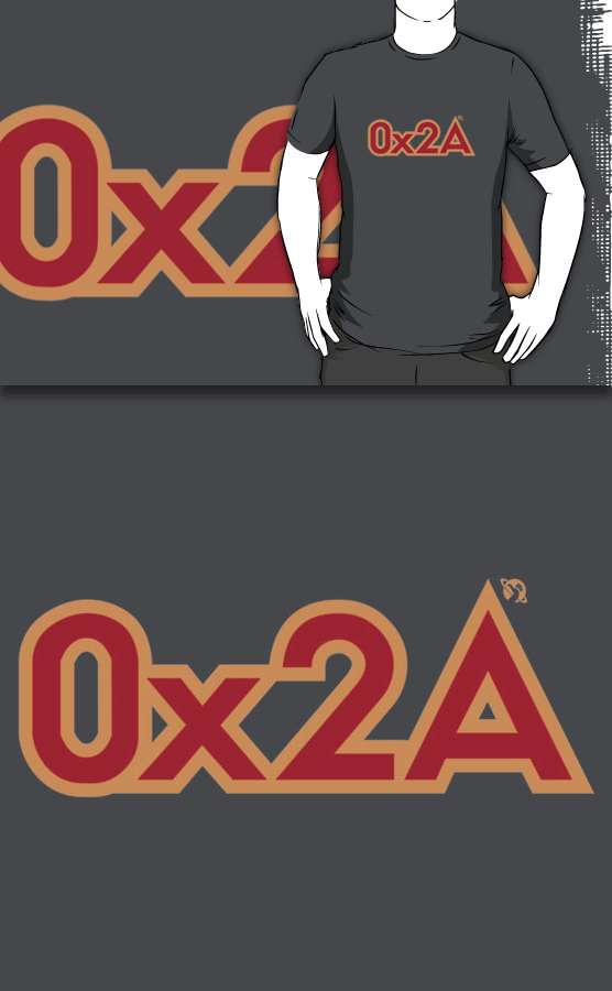 The Answer in Hexadecimal (Redbubble) by armageddon
