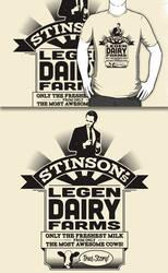Stinson's Legen Dairy Farms (Redbubble)