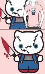 Hello Chucky (Redbubble)