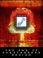 Armageddon Design ad v1 by armageddon