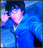 Cosplay Detective CONAN (istant) by T0MMY-C0SPLAY