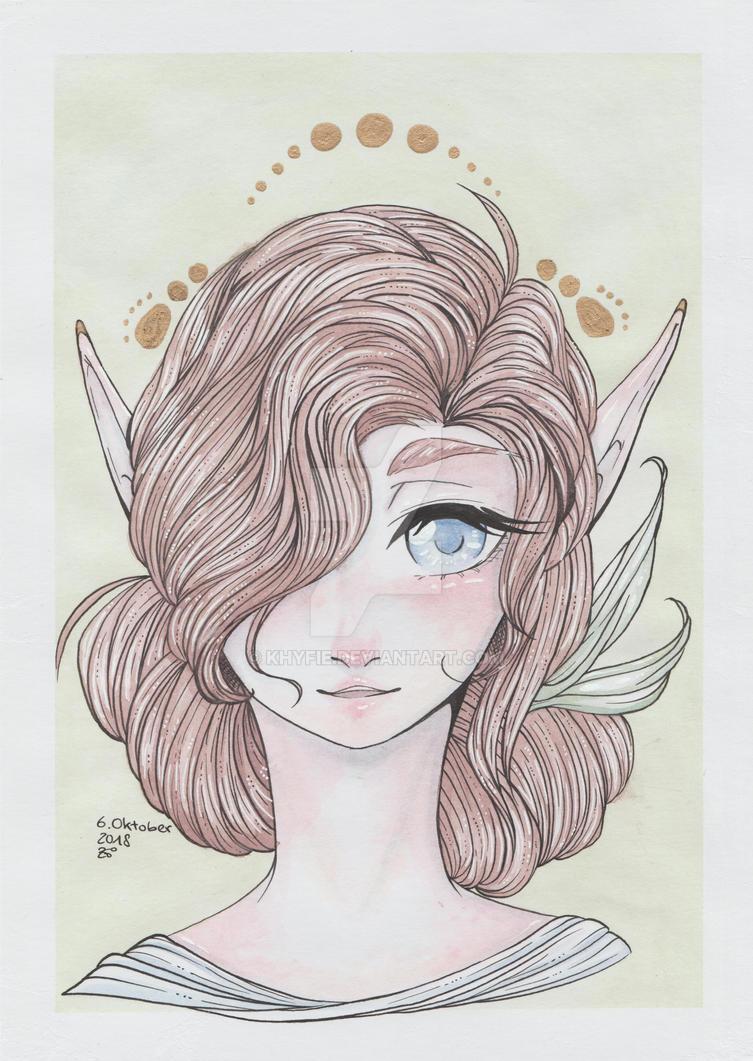 Elfine by KatanoZade