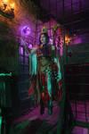 Diablo 3 - Wizard (Li-Ming).