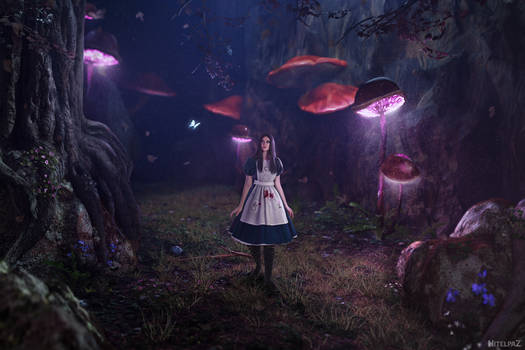 Alice: Madness Returns - Alice.