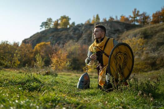The Elder Scrolls V: Skyrim - Whiterun Guard.