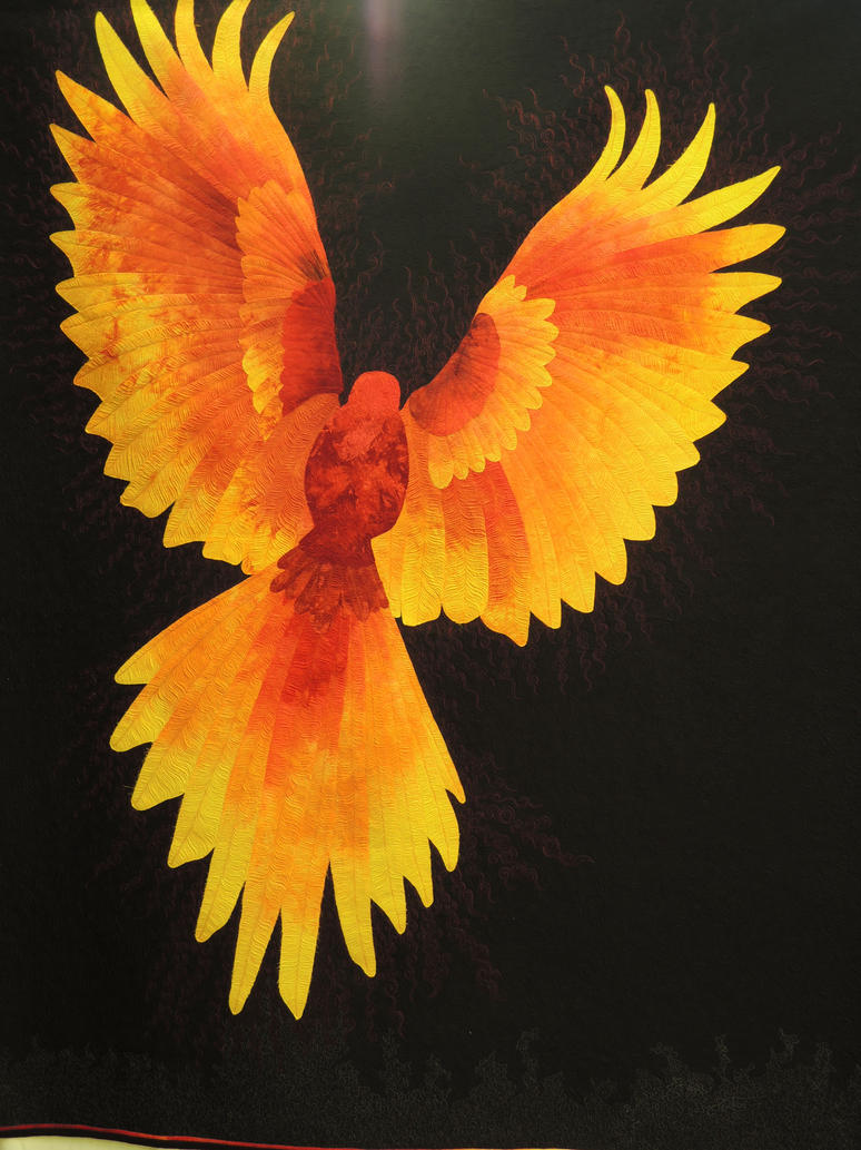 Phoenix rising by piglet365