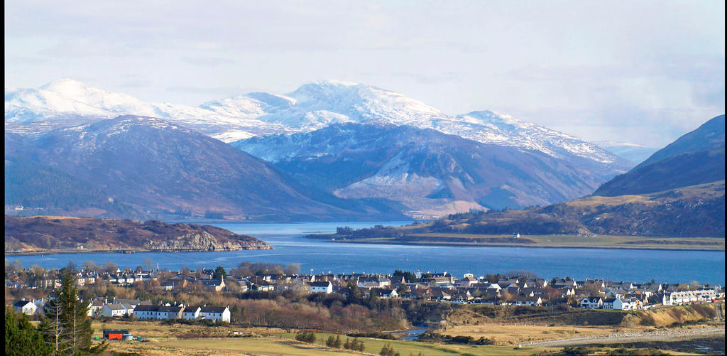 Ullapool by piglet365