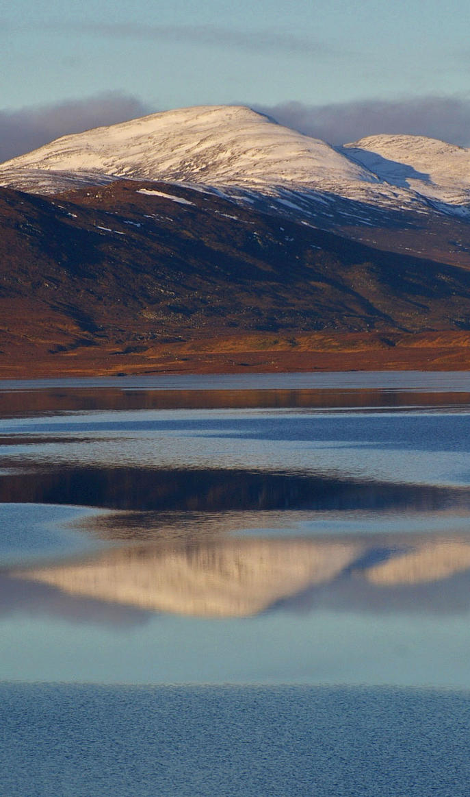 Loch Glascarnoch by piglet365