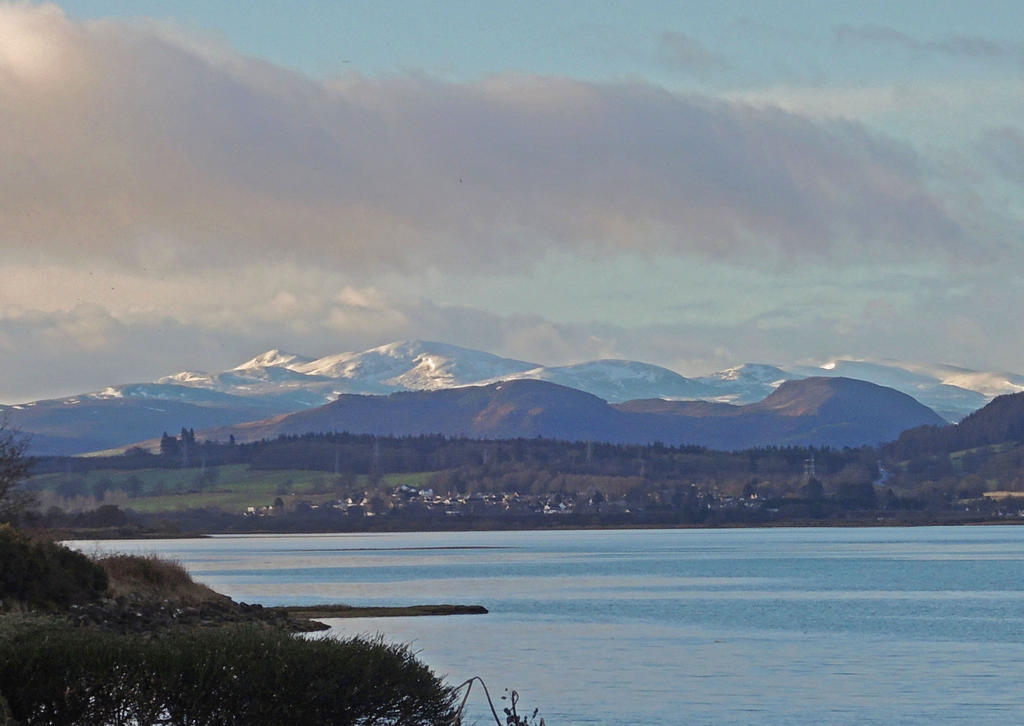The Strathconon hills by piglet365