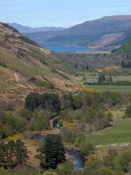 Little Loch Broom by piglet365