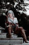 Ciri | The Witcher 3 Wild Hunt | Cosplay