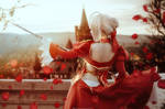COSPLAY | Saber Nero FATE GRAND ORDER