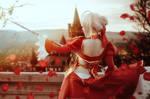COSPLAY | Saber Nero FATE GRAND ORDER by ronaldoichi