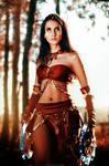Rach as Warrior of Light Dancer FINAL FANTASY XIV