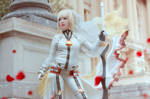 cosplay   Saber Bride FATE /GRAND ORDER