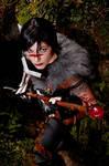 cosplay   Hawke DRAGON AGE II