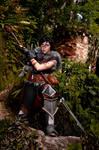cosplay | Hawke DRAGON AGE II by ronaldoichi