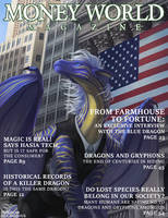 The First Dragon on Wall Street by LauralienArt