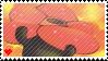 Team Rocket |Dark Vileplume| Stamp by VathekFiend