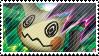 Ash VS Team Rocket Mimikyu Stamp by VathekFiend