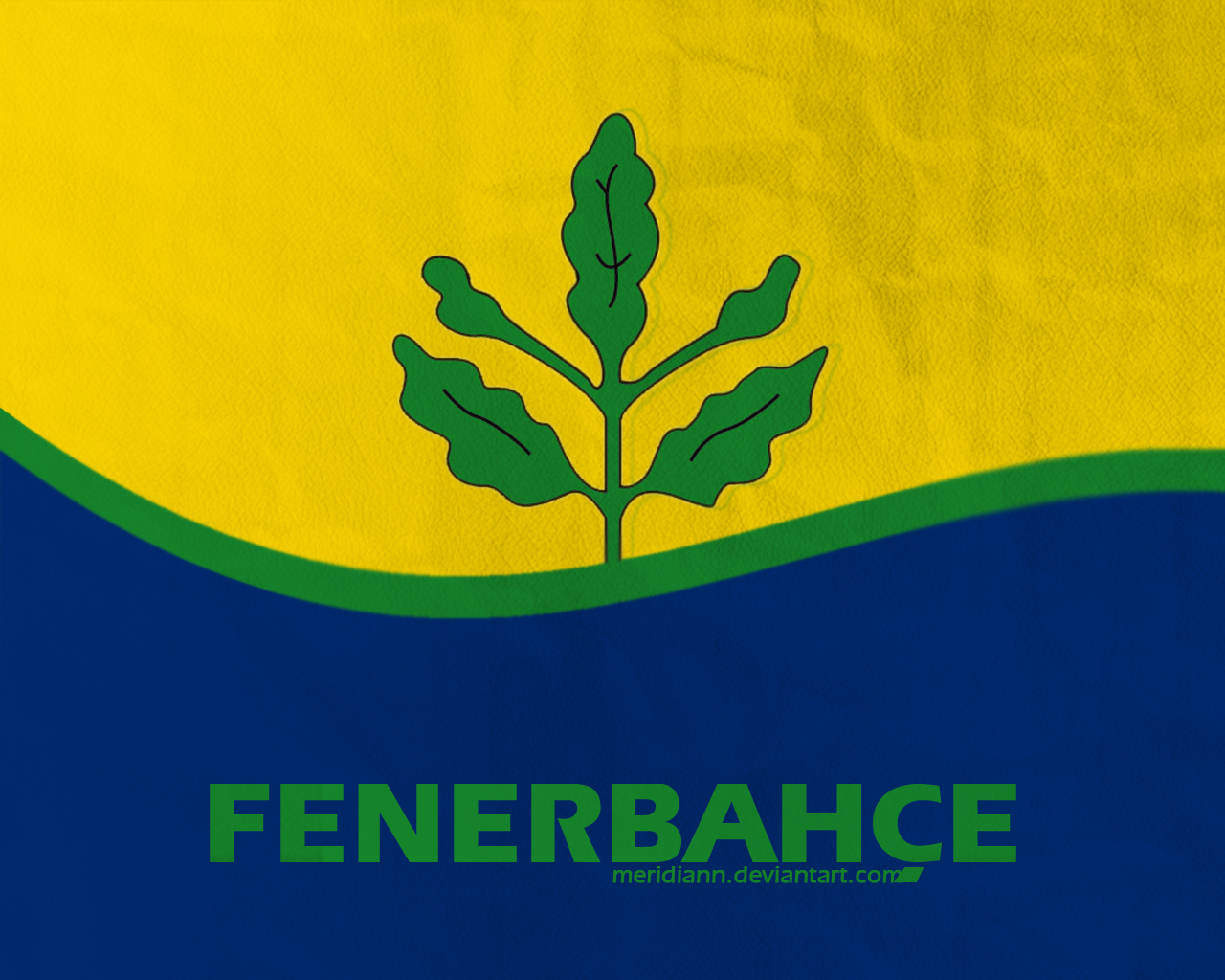 Fenerbahce Wallpaper By Meridiann On DeviantArt