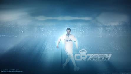 CR7  Cristiano Ronaldo by Meridiann