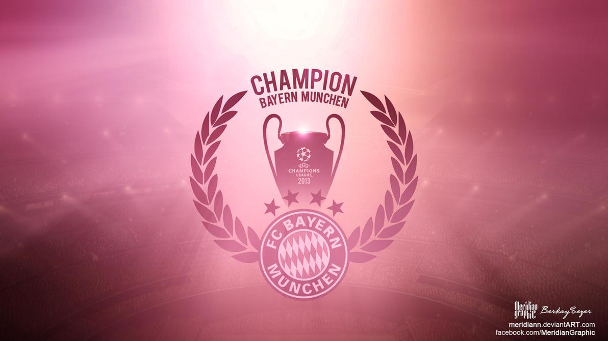 Champion BAYERN MUNCHEN by Meridiann